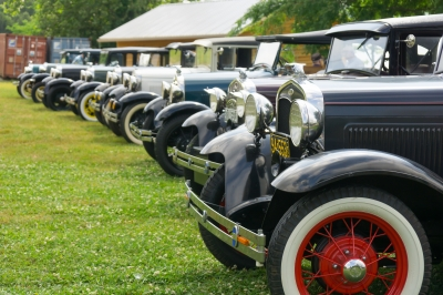 19th Annual Smoky Mountain Model A Club Picnic held at The Cove