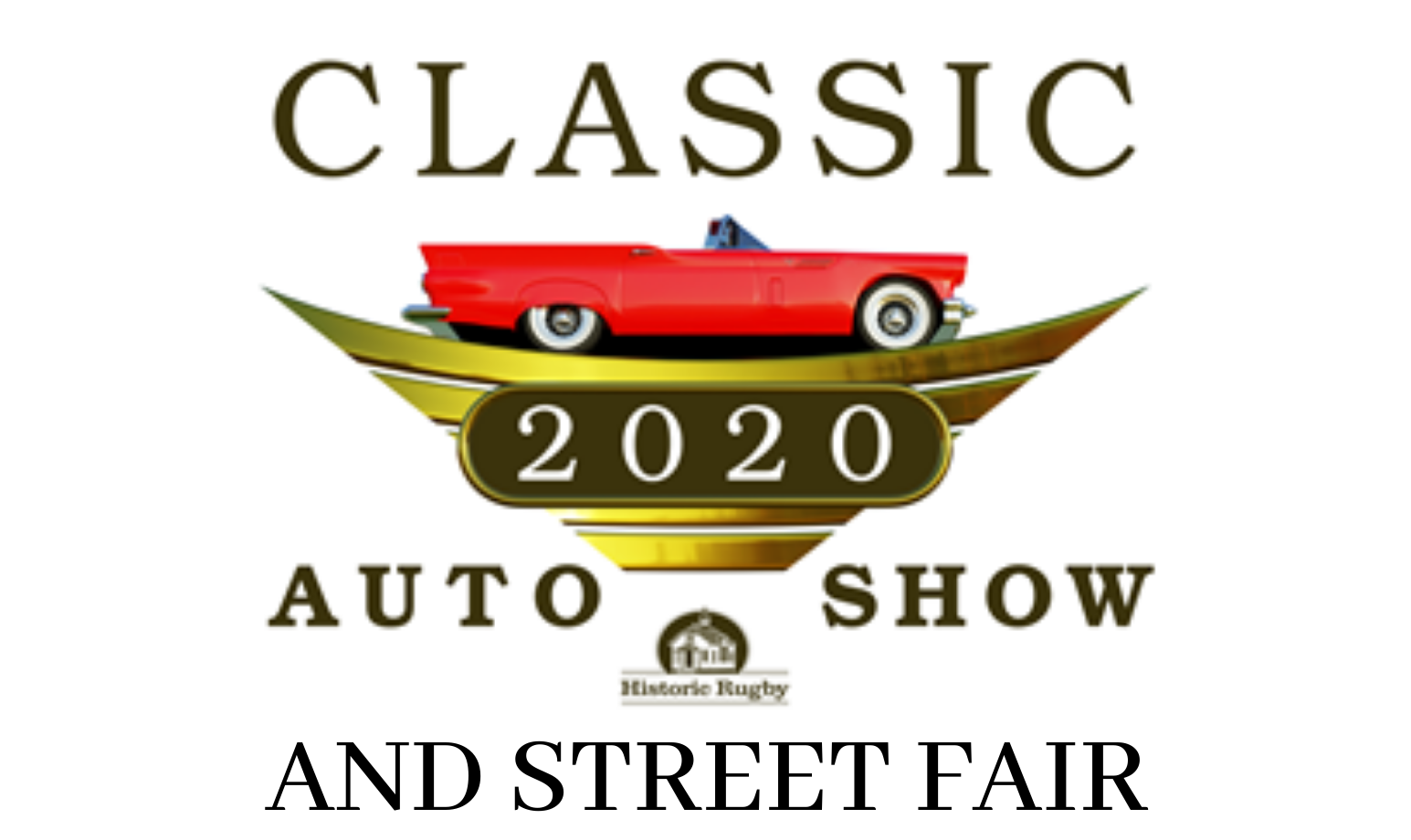 2020 Historic Rugby Classic Auto Show and Street Fair